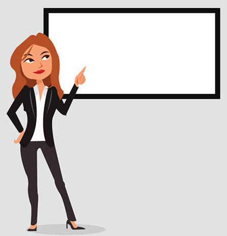 presentation-girl